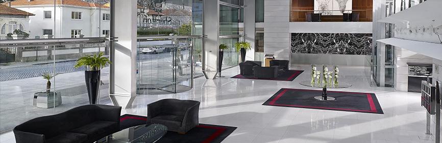 Venue: Sheraton Porto Hotel & Spa